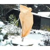 Bio-Wintervlies-Hauben, klein (3 Stück)