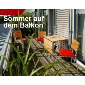 Balcony Stuhl Teak