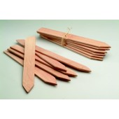 Pflanzschilder aus Holz